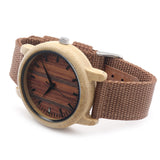 All Natural Bamboo Watch