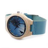 Finest Bobobird Women's Aqua Watch