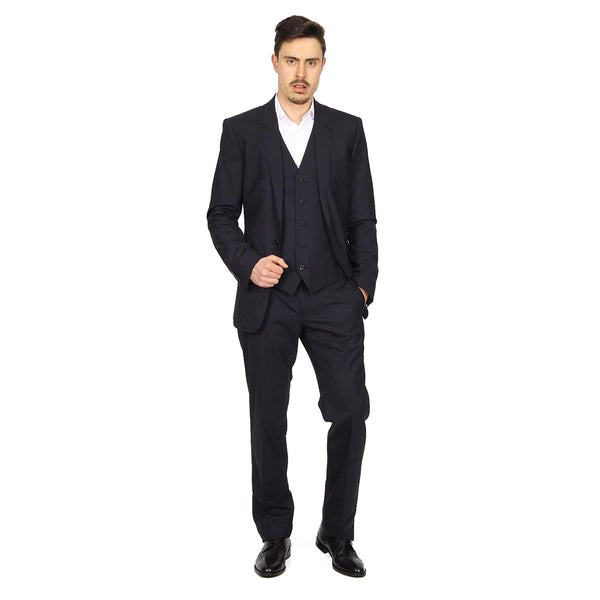 Dolce & Gabbana Martini mens suit with gilet G1HNMT FUBBG B0665
