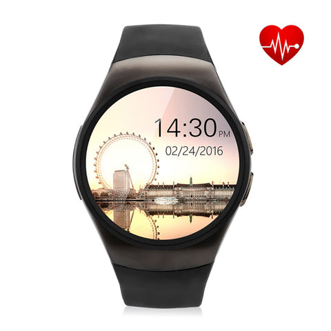 Shatterproof  SIM Bluetooth Sports Smartwatch for Android IOS