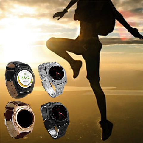 Bluetooth Smartwatch SIM Pedometer, SMS, Heart rate, Smart Buy