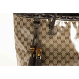 Gucci Ladies Crystal GG Tote Handbag