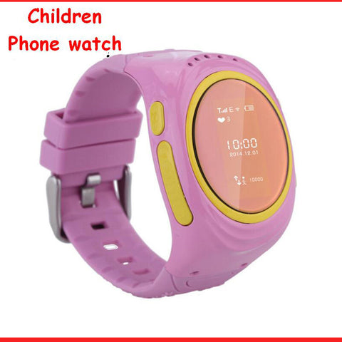GPS Anti-Lost Child Guard Tracker Wristwatch Phone for iOS & Android - Victoria Vault