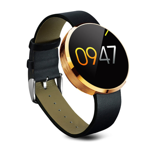 Stealth Black Smart Watch