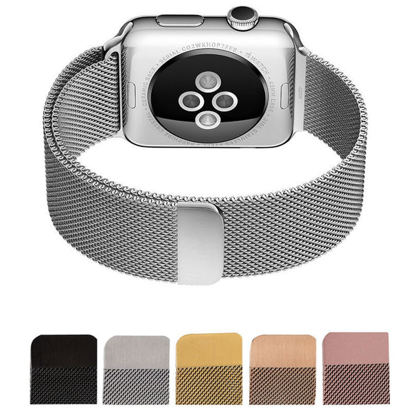 Awesome Apple 38mm And 42mm Milanese Loop Watch Strap for Watch - Victoria Vault