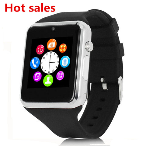 What's this a phone and camera???  The Original Bluetooth smart watch Is still the hottest smart/phone/watch in the market placefor Samsung /android phone support SMI/TF FM Radio SIM - Victoria Vault