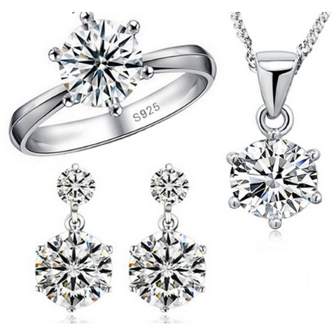 Luxury Diamond Jewelry Set - Victoria Vault