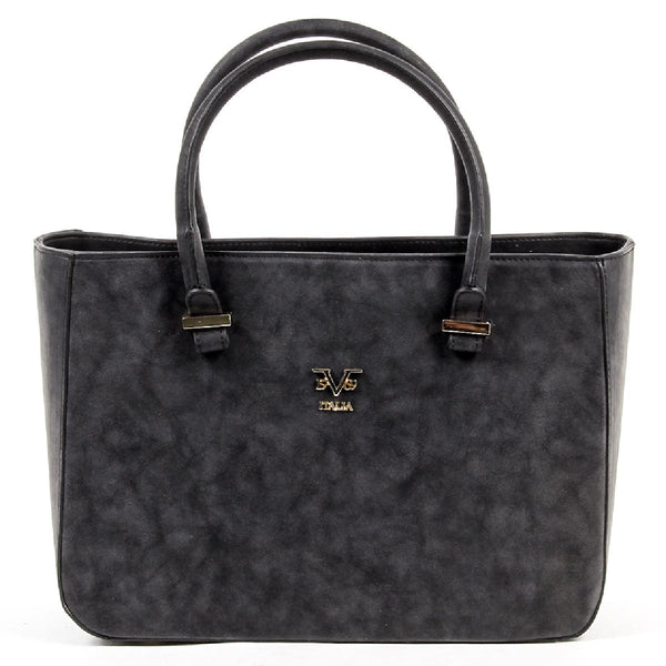 V 1969 Italia Womens Handbag V1969007 BLACK