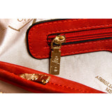 V 1969 Italia Womens Handbag V1969007 RED