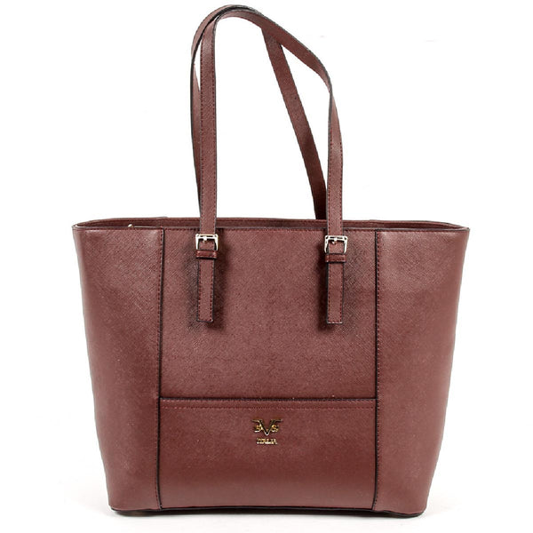 V 1969 Italia Womens Handbag V1969013 CLARET RED