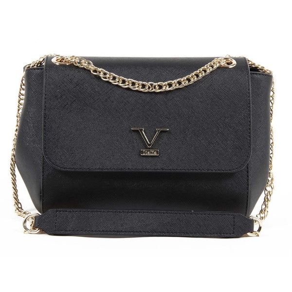 V 1969 Italia Womens Handbag VE014 BLACK