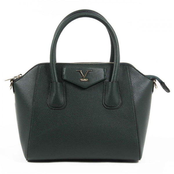 V 1969 Italia Womens Handbag VE01 DARK GREEN