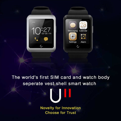 Amazing Anti-lost, anti-theft Smart Watch for Android IOS