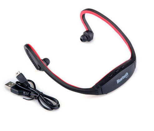 Bluetooth 4.0 Headset Microphone for iPhone Bluetooth Sport Wireless Samsung Android