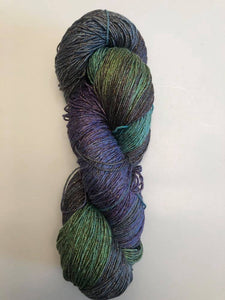 Blue Planet Rayon Metallic Yarn NEW!