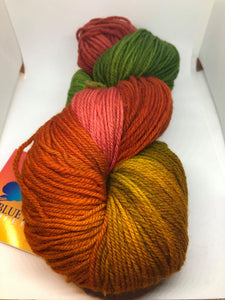 Bright Redwood Sock Plus Yarn