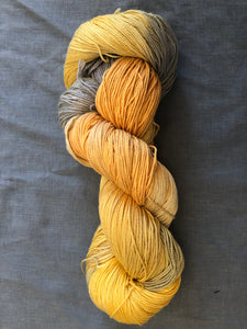 Bamboo/ Organic Cotton: Corn NEW YARN!