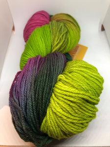 Deep Meadow Sock Plus Yarn
