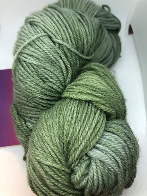 Deep Sage Sock Plus Yarn
