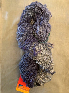Denim Wool Seed Yarn