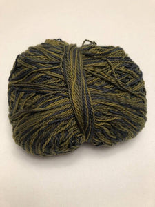 Deep Forest organic cotton yarn