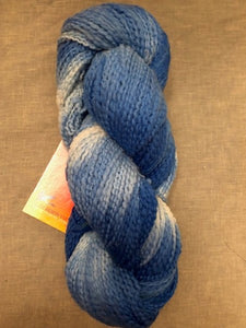 Deep Sky Soft Twist Wool Yarn