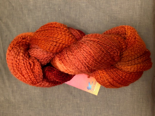 Paprika Soft Twist Wool Yarn