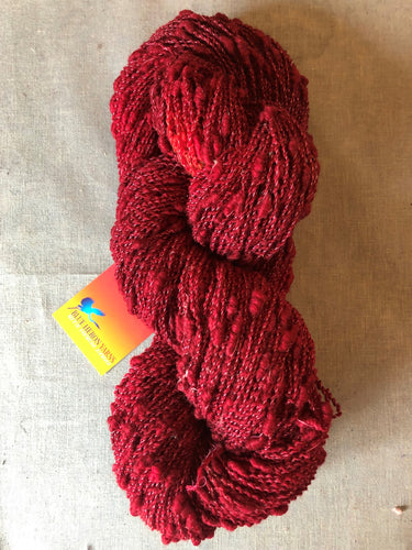 Ruby Wool Seed Yarn