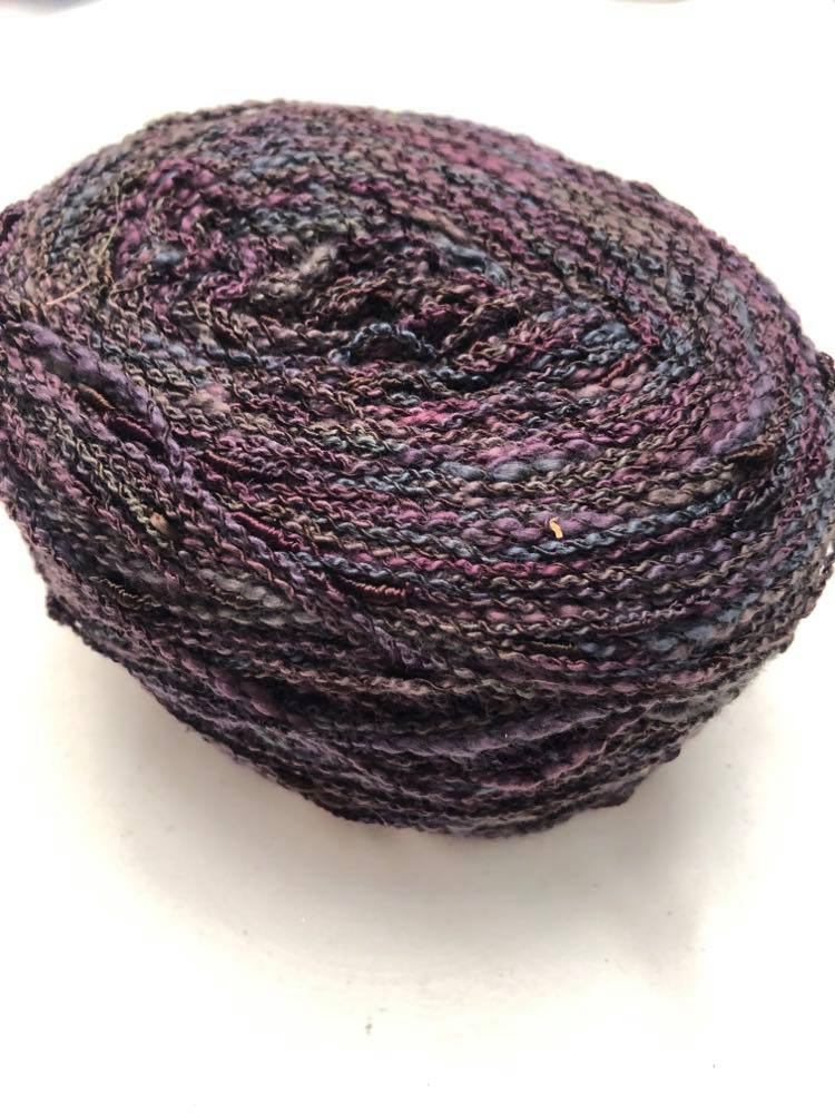 Tapestry cotton/rayon seed yarn with FREE patterns!