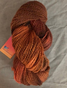 Terra Cotta Soft Twist Wool Yarn