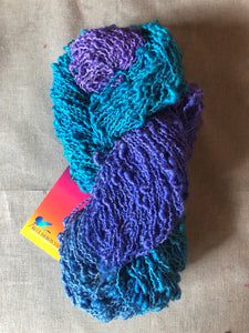 Violet Fields Wool Seed Yarn