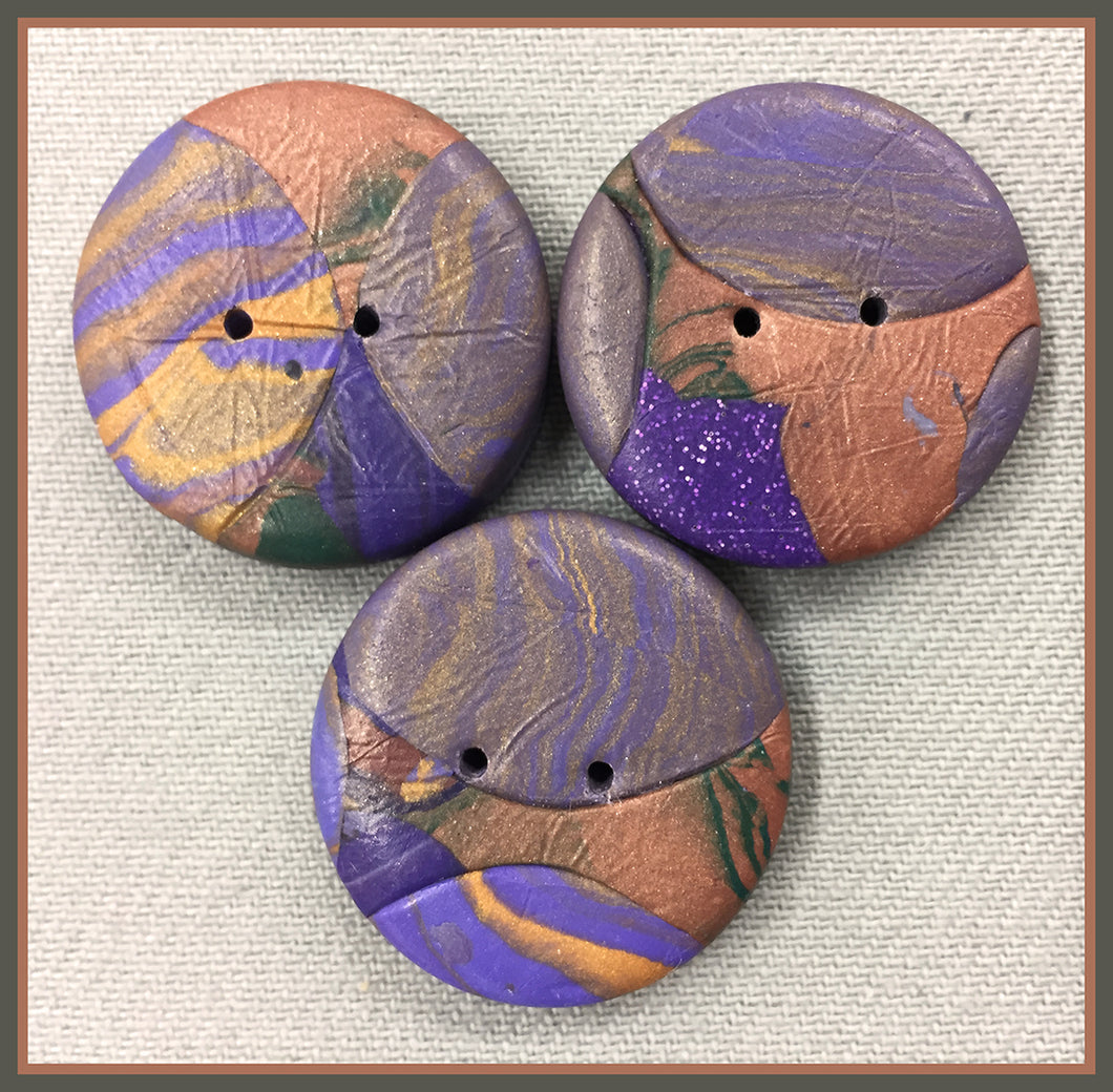 Buttons: Planets #B-23