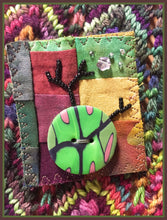 Quilted Pin: Branching