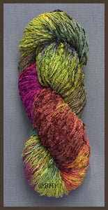 Mossy Place Bulky Rayon Chenille Yarn