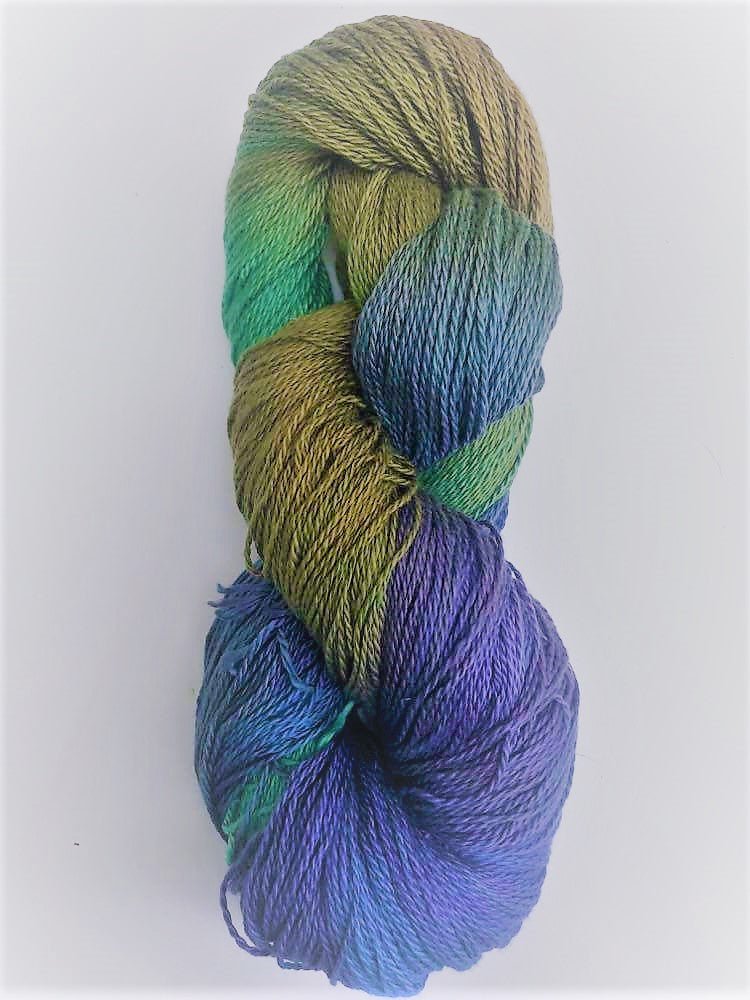 Bright Marsh Organic Cotton Yarn