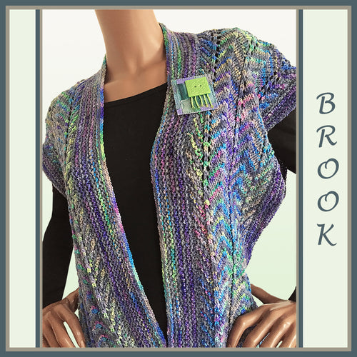 Brook Rainbow Scarf