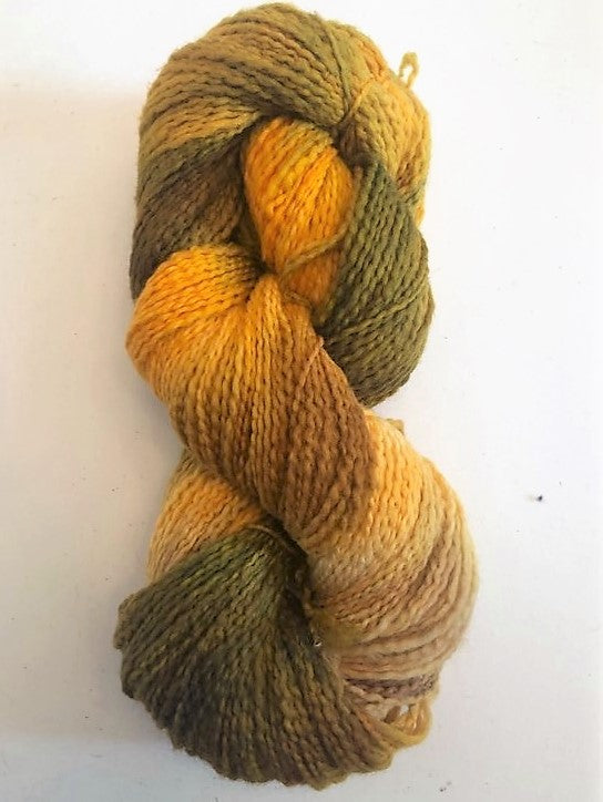 Corn soft twist wool yarn