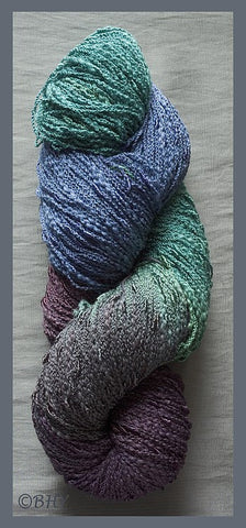 Blue Planet Cotton Rayon Seed Yarn