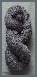 Graphite Cotton Rayon Seed Yarn