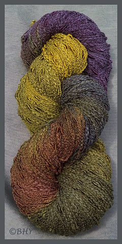 Old Gold Cotton Rayon Seed Yarn