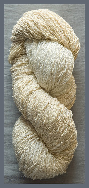 Polar Bear Cotton Rayon Seed Yarn