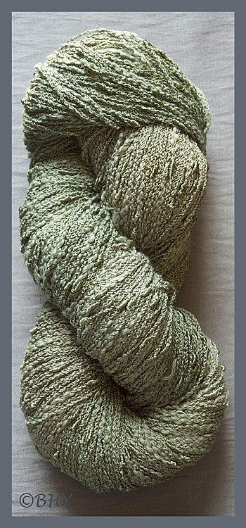 Sage Cotton Rayon Seed Yarn