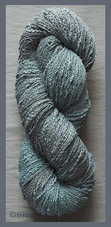Slate Cotton Rayon Seed Yarn
