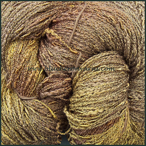 Bronze Cotton Rayon Seed Yarn