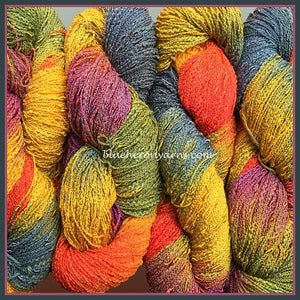 Daffodil Cotton Rayon Seed Yarn