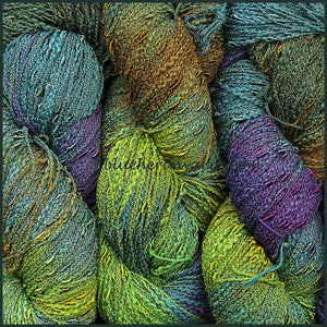 Summer Meadow Cotton Rayon Seed Yarn
