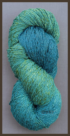 Bluegrass Cotton Rayon Twist Lace Yarn