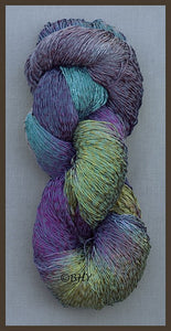 Dusk Cotton Rayon Twist Lace Yarn