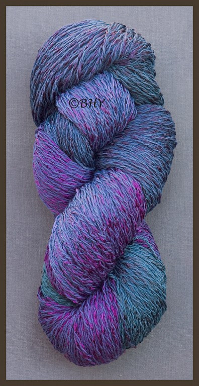 Iris Cotton Rayon Twist Lace Yarn