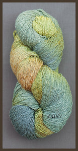 Leaf Cotton Rayon Twist Yarn